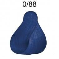 ПРОФЕСИОНАЛНА БОЯ ЗА КОСА LONDACOLOR 60мл. Londa Color: 0/88 - Интезивен син микс