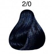 ПРОФЕСИОНАЛНА БОЯ ЗА КОСА LONDACOLOR 60мл. Londa Color: 2/0 - Черно
