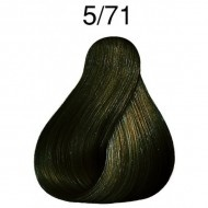 ПРОФЕСИОНАЛНА БОЯ ЗА КОСА LONDACOLOR 60мл. Londa Color: 5/71 - Светло кестеняво кафяво