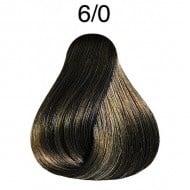 ПРОФЕСИОНАЛНА БОЯ ЗА КОСА LONDACOLOR 60мл. Londa Color: 6/0 - Тъмно кафяво