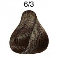 ПРОФЕСИОНАЛНА БОЯ ЗА КОСА LONDACOLOR 60мл. Londa Color: 6/3 - Тъмно русо златно