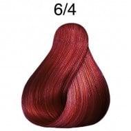 ПРОФЕСИОНАЛНА БОЯ ЗА КОСА LONDACOLOR 60мл. Londa Color: 6/4 - Тъмно русо медно