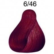 ПРОФЕСИОНАЛНА БОЯ ЗА КОСА LONDACOLOR 60мл. Londa Color: 6/46 - Тъмно русо медно виолетово