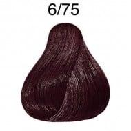 ПРОФЕСИОНАЛНА БОЯ ЗА КОСА LONDACOLOR 60мл. Londa Color: 6/75 - Тъмно русо кафяво червено