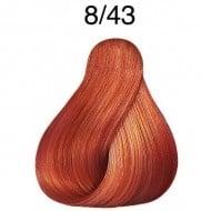 ПРОФЕСИОНАЛНА БОЯ ЗА КОСА LONDACOLOR 60мл. Londa Color: 8/43 - Светло русо медно златно