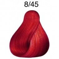 ПРОФЕСИОНАЛНА БОЯ ЗА КОСА LONDACOLOR 60мл. Londa Color: 8/45 - Светло русо медно червено