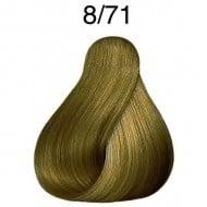 ПРОФЕСИОНАЛНА БОЯ ЗА КОСА LONDACOLOR 60мл. Londa Color: 8/71 - Светло русо кафяво пепелно