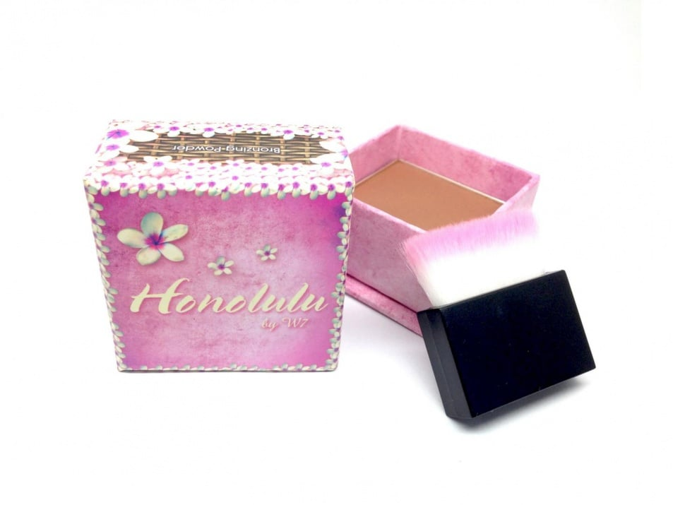 Пудра W7 Honolulu bronzing powder