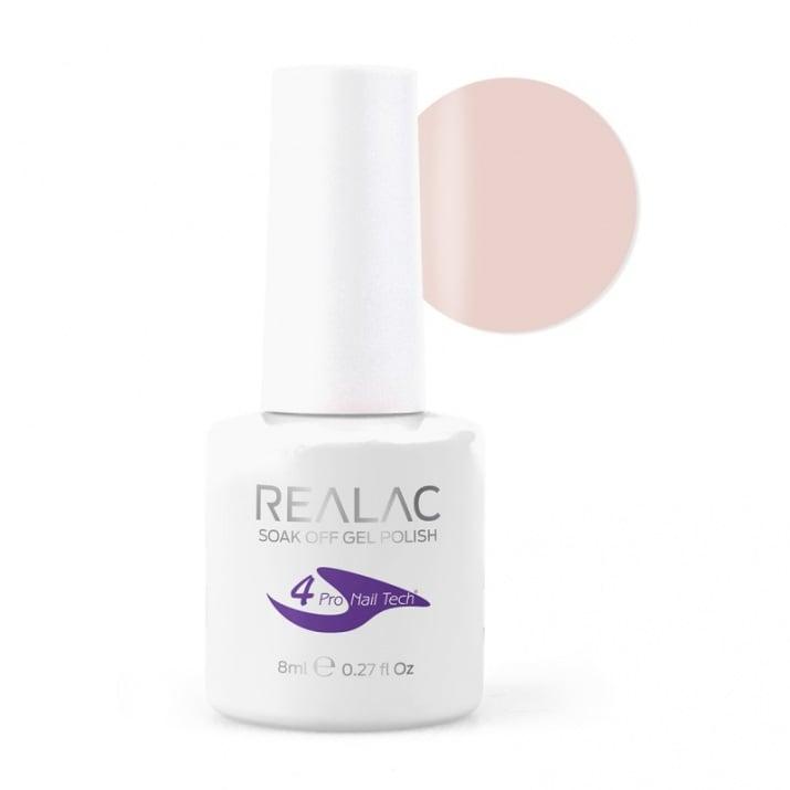 REALAC  ГЕЛ ЛАК - 8мл. Realac: 03 - Cream