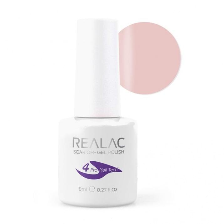 REALAC  ГЕЛ ЛАК - 8мл. Realac: 04 - Floyd