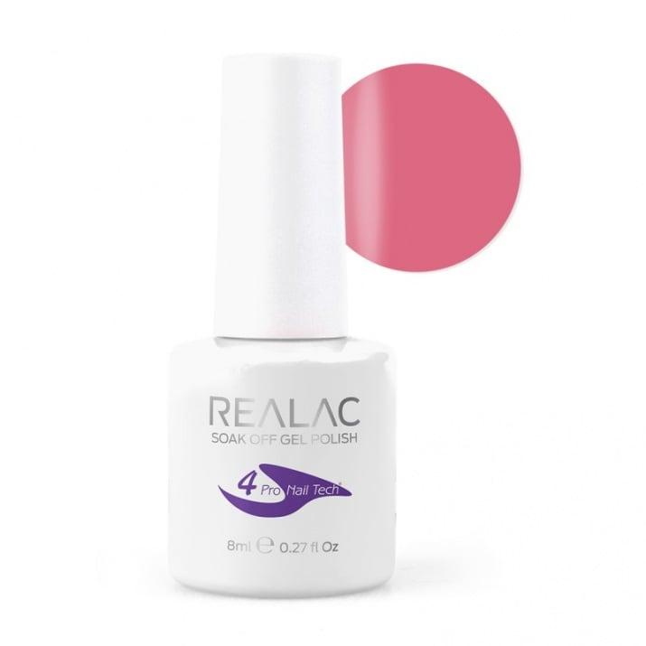 REALAC  ГЕЛ ЛАК - 8мл. Realac: 07 - Natural Twinkle