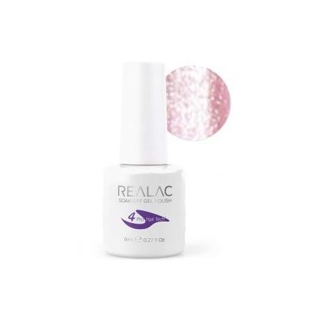 REALAC  ГЕЛ ЛАК - 8мл. Realac: 105 - Fantastic Pink