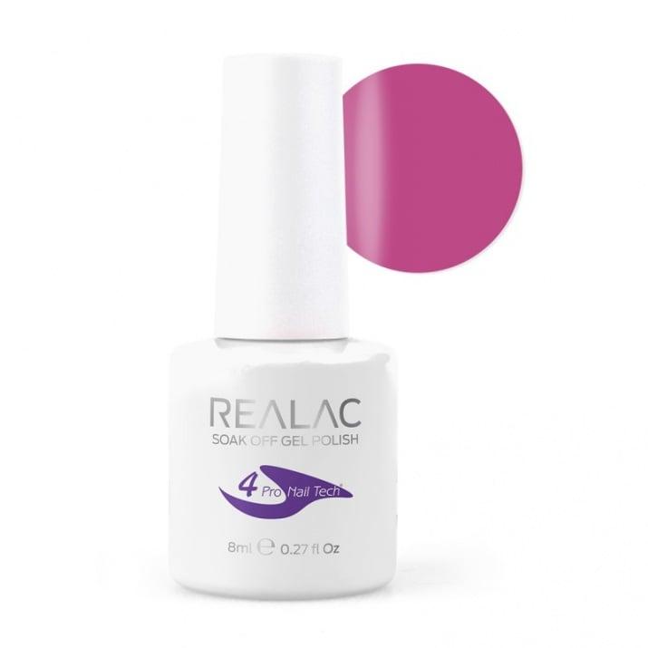 REALAC  ГЕЛ ЛАК - 8мл. Realac: 14 - Liable