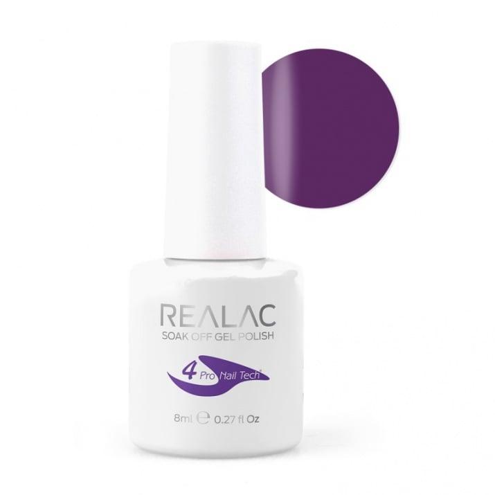 REALAC  ГЕЛ ЛАК - 8мл. Realac: 15 - Magnetism