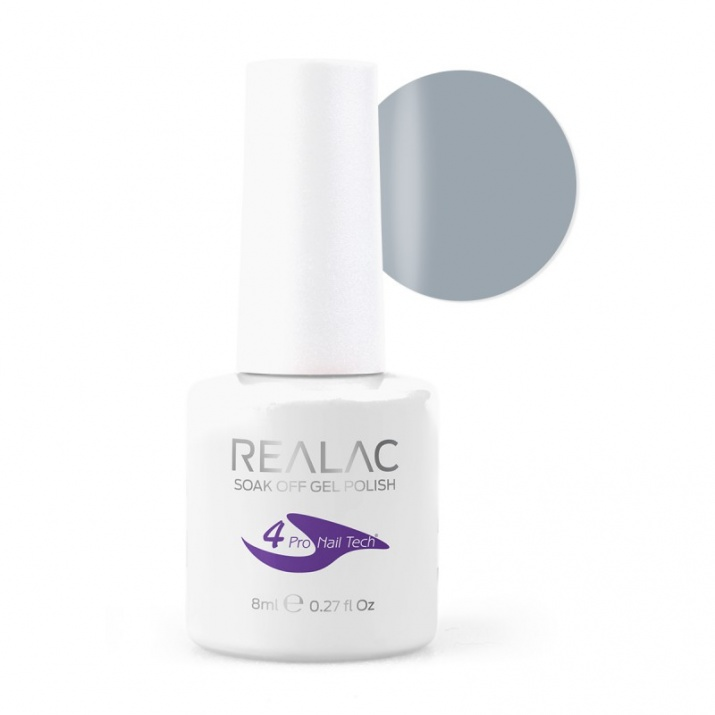 REALAC  ГЕЛ ЛАК - 8мл. Realac: 23 - Perspective