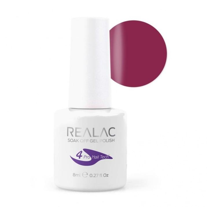 REALAC  ГЕЛ ЛАК - 8мл. Realac: 26 - Control