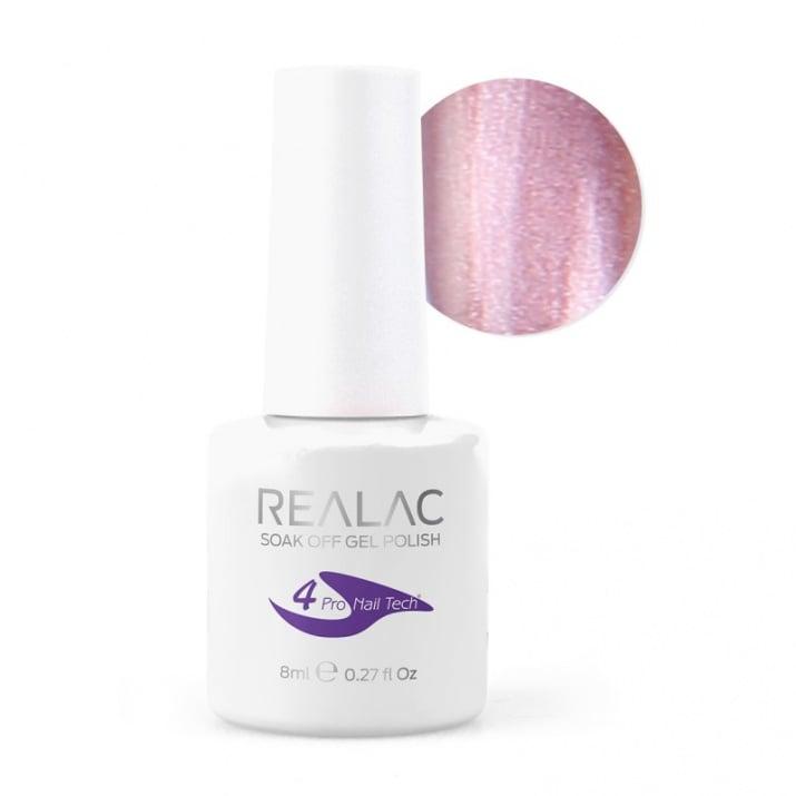 REALAC  ГЕЛ ЛАК - 8мл. Realac: 29 - Please Me