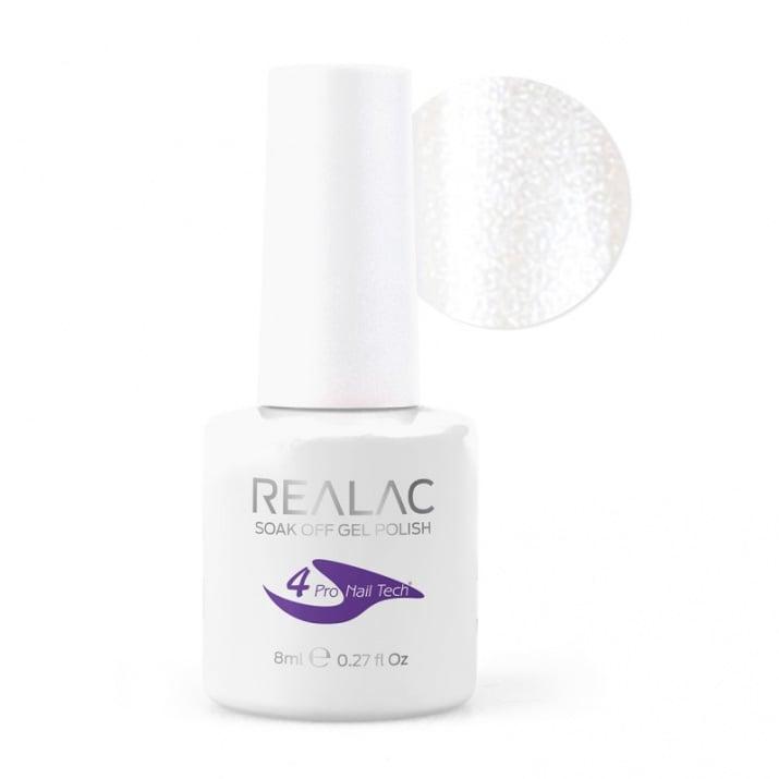 REALAC  ГЕЛ ЛАК - 8мл. Realac: 33 - Starlight