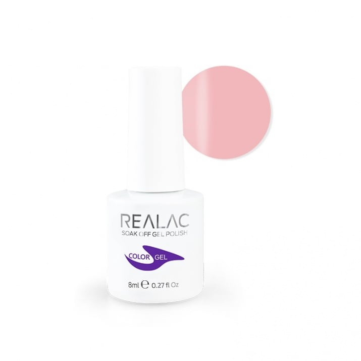 REALAC  ГЕЛ ЛАК - 8мл. Realac: 95 - Red Pearl