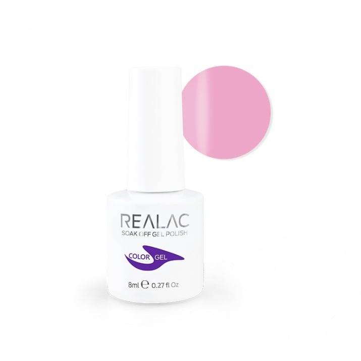 REALAC  ГЕЛ ЛАК - 8мл. Realac: 61 - Oh La Lilac