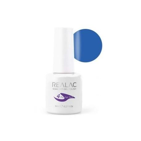 REALAC  ГЕЛ ЛАК - 8мл. Realac: 77 - Take Me Blue
