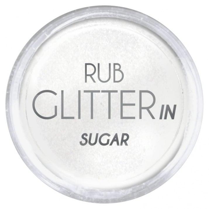 RUB GLITTER -  6 + 1 ПОДАРЪК Брокатна пудра 50 цвята RUB GLITTER: Rub Glitter in Sugar