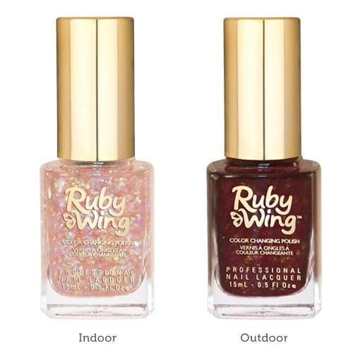 Ruby Wing - Соларен лак за нокти 15мл. Цветове: Chocolate-Mouse