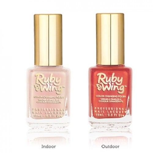 Ruby Wing - Соларен лак за нокти 15мл. Цветове: Lily