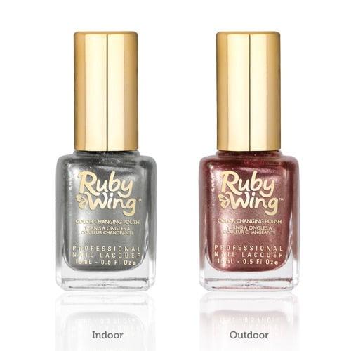 Ruby Wing - Соларен лак за нокти 15мл. Цветове: Meadow