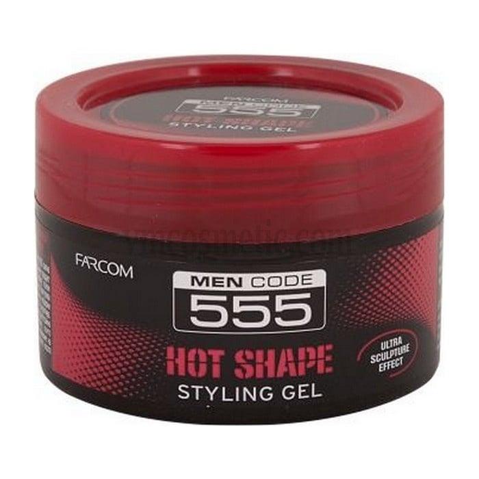 Гел за коса 555