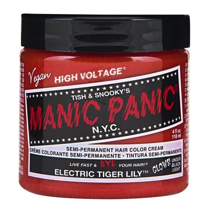 Manic Panic Electric Tiger Lily боя за коса 118 мл.