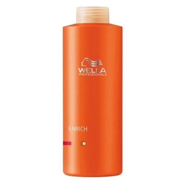Wella Care Enrich - Овлажняващ шампоан за гъста коса - 250мл/1000мл Разфасовка: 1000