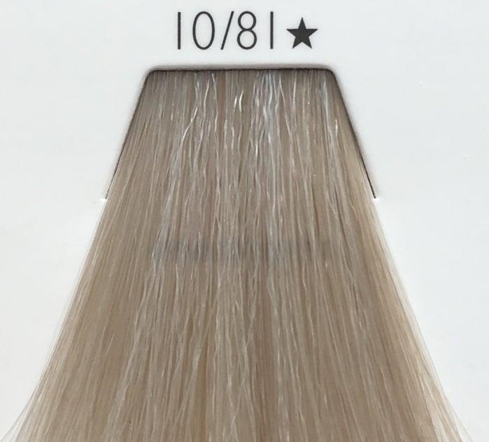 WELLA COLOR TOUCH - БЕЗАМОНЯЧНА БОЯ 60мл Color Touch: 10/81 Много светло русо с перлено пепелен оттенък