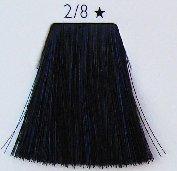 WELLA COLOR TOUCH - БЕЗАМОНЯЧНА БОЯ 60мл Color Touch: 2/8 Черно-синьо