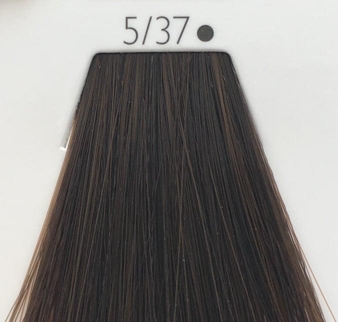 WELLA COLOR TOUCH - БЕЗАМОНЯЧНА БОЯ 60мл Color Touch: 5/37 Светло кафяво със златисто-кафяв оттенък