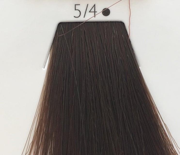 WELLA COLOR TOUCH - БЕЗАМОНЯЧНА БОЯ 60мл Color Touch: 5/4 Светлокафяво с червеникав оттенък