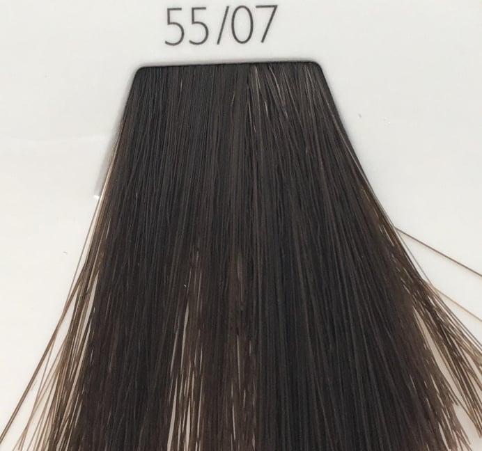 WELLA COLOR TOUCH - БЕЗАМОНЯЧНА БОЯ 60мл Color Touch: 55/07 Натурално светлокафяво с кафяв оттенък