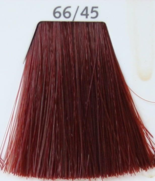 WELLA COLOR TOUCH - БЕЗАМОНЯЧНА БОЯ 60мл Color Touch: 66/45 Тъмно рус интензивен червен махагон