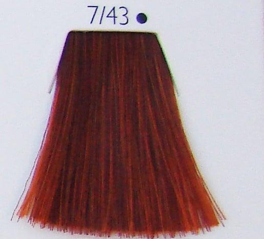 WELLA COLOR TOUCH - БЕЗАМОНЯЧНА БОЯ 60мл Color Touch: 7/43 Средно русо червено-златисто