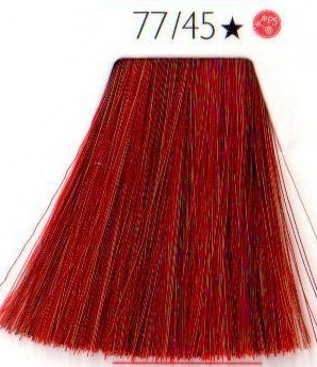 WELLA COLOR TOUCH - БЕЗАМОНЯЧНА БОЯ 60мл Color Touch: 77/45 Средно рус интензивен червен махагон