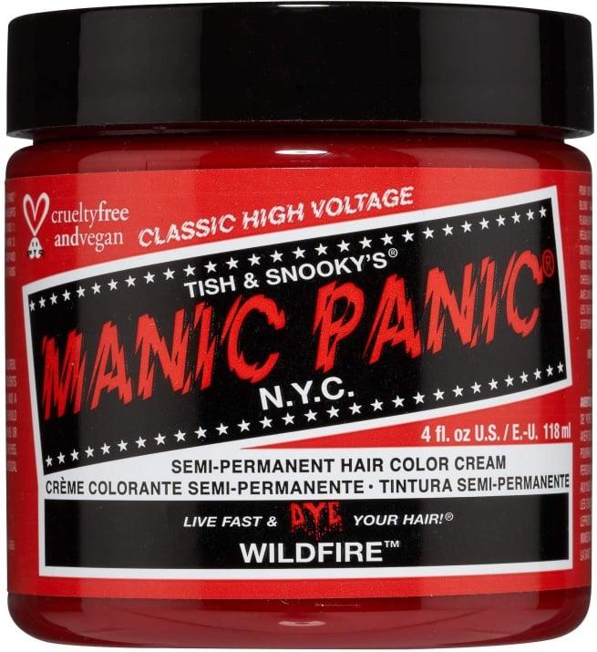 Manic Panic Wildfire боя за коса 118 мл.