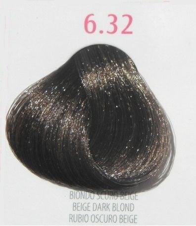 Young Color You: Бежови цветове №6.32 - бежово тъмно рус