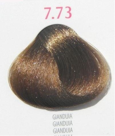 Young Color You - Боя за коса 100мл + оксидант 150мл Young Color You: Модерни шоколадови цветове №7.73 - шоколадов орех