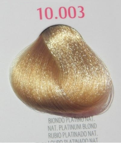 Young Color You - Боя за коса 100мл + оксидант 150мл Young Color You: Тропически натурални цветове №10.003 - естествено платинено рус