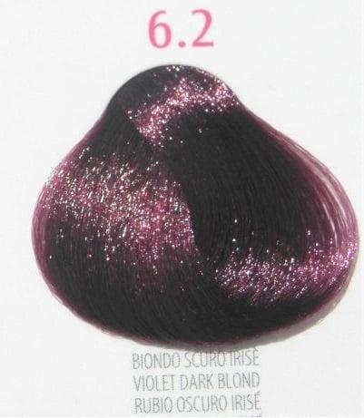 Young Color You - Боя за коса 100мл + оксидант 150мл Young Color You: Виолетови цветове №6.2 - виолетово тъмно рус