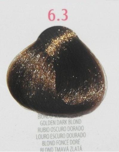 Young Color You - Боя за коса 100мл + оксидант 150мл Young Color You: Златисти цветове №6.3 - златисто тъмно рус