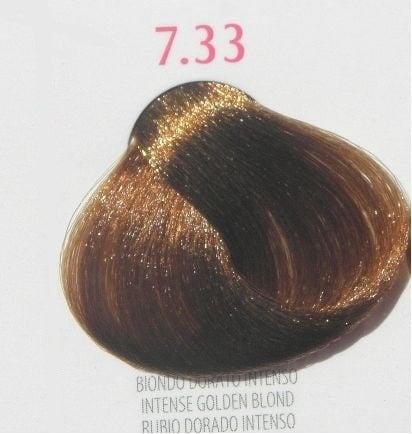 Young Color You - Боя за коса 100мл + оксидант 150мл Young Color You: Златисти цветове №7.33 - интензивно златисто рус