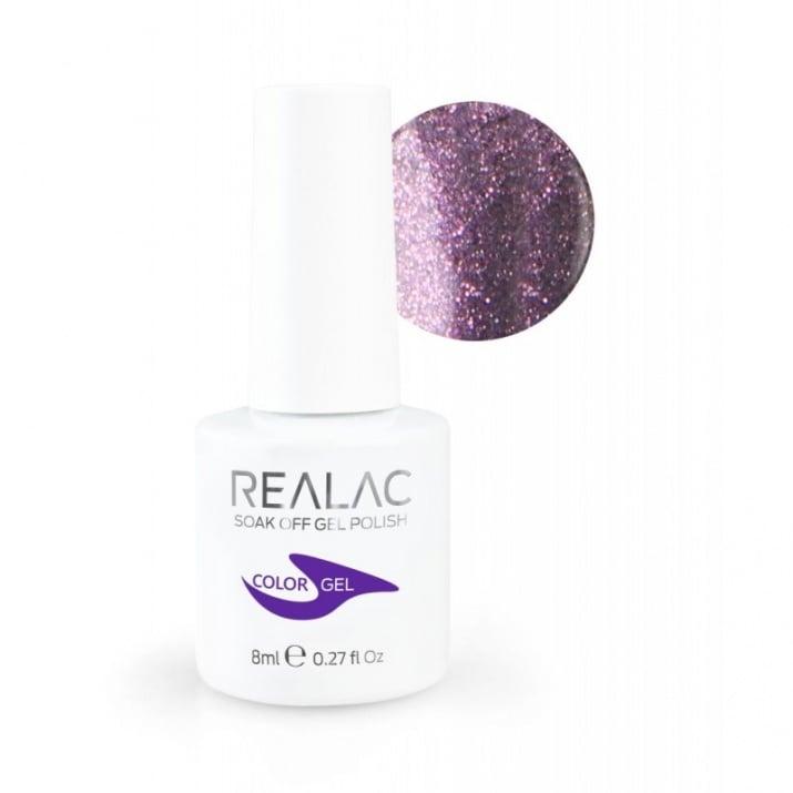 REALAC  ГЕЛ ЛАК - 8мл. Realac: 112 - Galaxy