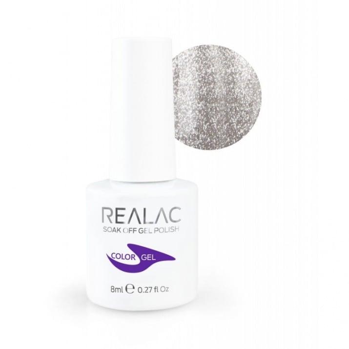 REALAC  ГЕЛ ЛАК - 8мл. Realac: 114 - Billions Of Stars