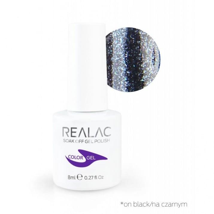 REALAC  ГЕЛ ЛАК - 8мл. Realac: 123 - Make A Money Magnet